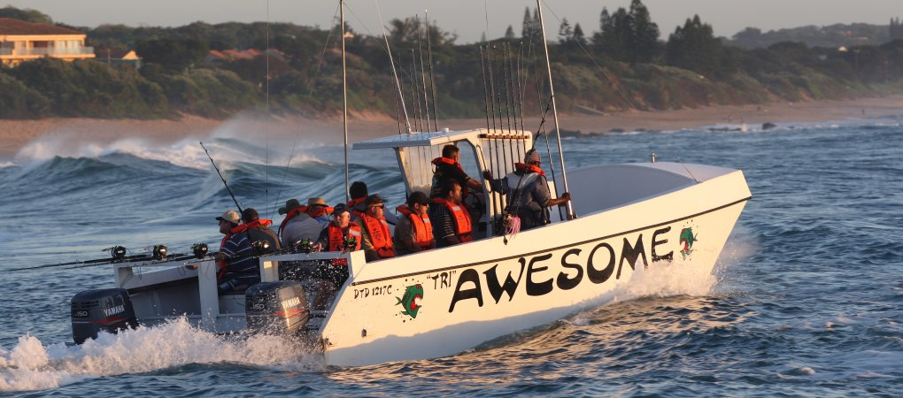 AWESOME CHARTERS