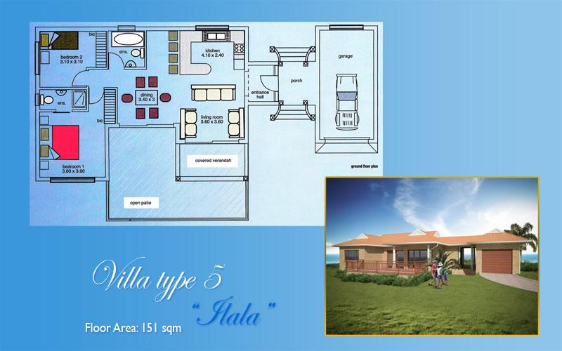 """Ilala"" Villa 5"